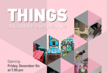 THINGS | ART & THE EVERYDAY LIFE